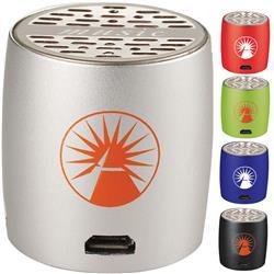 Havoc Speaker with custom printed promotional logo