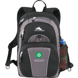 High Sierra Enzo Backpack Black