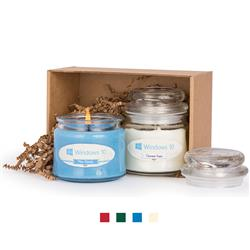 Holiday Candle Gift Set