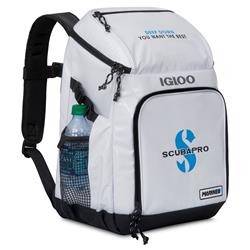 Igloo® Marine Backpack Cooler Custom Printed