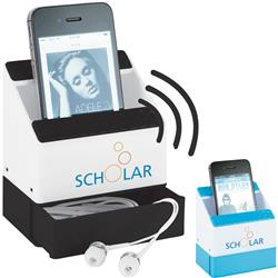 iPhone Smart Phone Amplifier and Media Holder