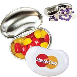 Custom Jelly Belly Jelly Bean Tins with Your Promotional Logo