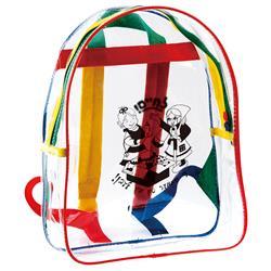 Clear Custom Kids Backpack with Custom Imprint or Logo