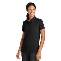 Ladies Nike Sphere Dry Diamond Polo. 358890 Black