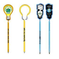 Custom Shaped Pens, Bentcils
