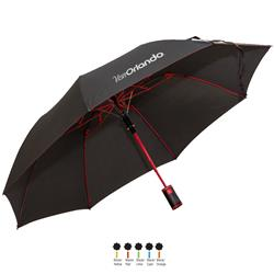 "Lil Jo 42"" Arc Umbrella customized with your logo"