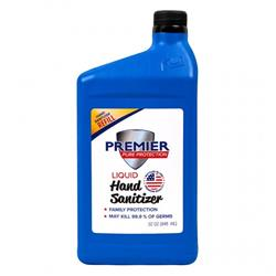 Liquid Hand Sanitizer Refill Bottles