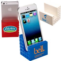 Logo-Blox™ Phone Stand  - for iphones, smart phones and more