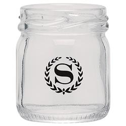 Mason Jar Shot Glass with Custom Logo