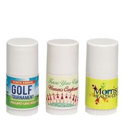Mini Custom Lip Balms Full Color Labels - Made in USA