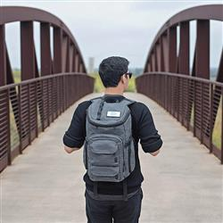 Mission Smart Pack Backpack by Origaudio