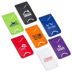 Custom iWallet Phone Wallets with your Custom Logo
