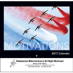 Promotional Motivational Wall Calendar, Motivations Calendars