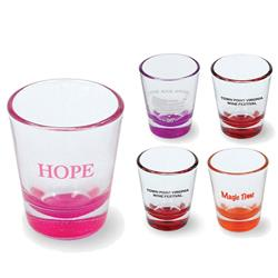 Neonware 1-3/4 oz Shot Glass with custom imprint in colors
