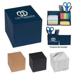 Office Buddy Cube with Sticky Notes