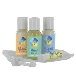 Outdoor Sunscreen Gift Set with Sunscreen, Lip Balm, Moisturizer, Aloe