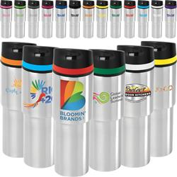 16 oz Persona Vacuum Tumbler - insulated travel mug