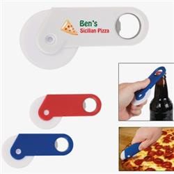 custom logo pizza cutter