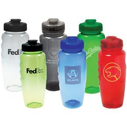 30 oz. Poly Cool BPA Free Custom Sports Bottles