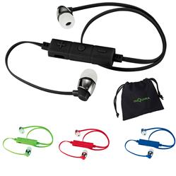 Bustle Bluetooth Earbuds - promotional bluetooth earbud
