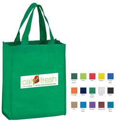 Recession Buster Non-Woven Tote Bag in full color
