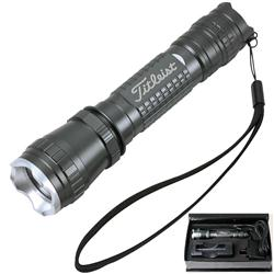 Rechargeable Dual Output LED (CREE R3 5 Watt), Promotional Flashlights