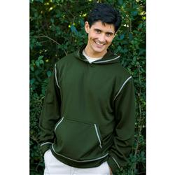 Green Recycled Jersey Jacket