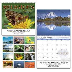 Religious Custom Wall Calendar