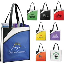 The Runway Convention Tote Bag and tradeshow tote