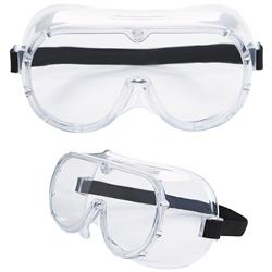 Safety Goggles for Droplet Prevention, Construction or Safety