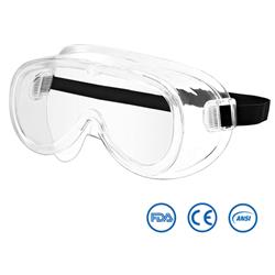 Safety Goggles Isolation Eye Masks FDA Approved with Anti Fog