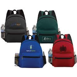 Callugar School Style Backpack with custom imprint