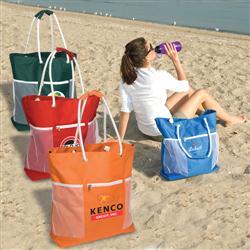 Seaside Tote Bag - Custom Beach Totes