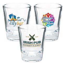 Shot Glasses with Fulll Color Custom Imprint