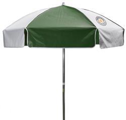 6.5 Foot Market Umbrella Made in USA with Custom Logo