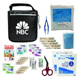 Slim Line First Aid Kits with Custom Logo