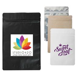 Smell Proof Mylar Bags for Medical Marijuana