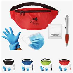ppe fanny pack kit