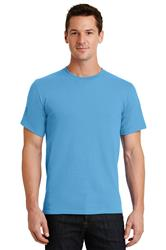 Port and Company 100% Cotton Basic  Color Custom T-Shirts