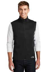 The North Face® Ridgeline Soft Shell Vest embroidered with your logo