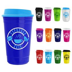 Travel cup 16 oz