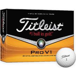 Titleist Pro V1X Custom Golf Balls