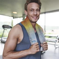 Toddy Cooling Sports Towel Small