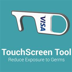 TouchScreen Tool - they way not to touch screens or doors and stay safe