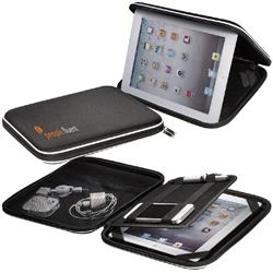 Tough Tech Tablet Case with custom logo for tablets and iPads.