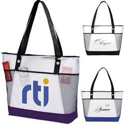The Townsend Meeting Tote Bag with custom imprint