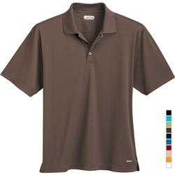 Trimark Moreno Moisture Wicking Pique Polo Shirt custom imprinted