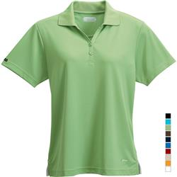 Trimark Women's Moreno Moisture Wicking Pique Polo Shirt custom imprinted