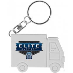 Truck Tape Measure Key Chains