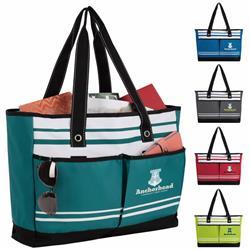 Two Pocket Tote Bag